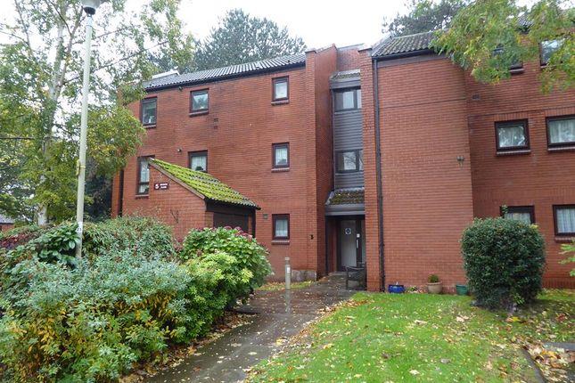 Thumbnail Flat for sale in Meadow Close, Edgbaston, Birmingham