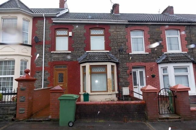 Thumbnail Terraced house for sale in Rosser Street, Maesycoed, Pontypridd