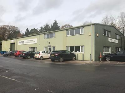 Thumbnail Light industrial for sale in Unit 3, South Hams Business Park, Kingsbridge, Devon