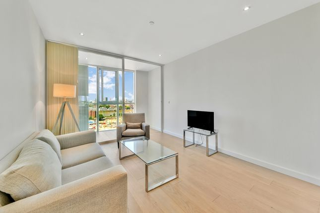 Living Room of Sky Gardens, Wandsworth Road, Nine Elms SW8