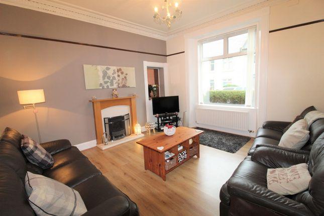 Lounge of Sharphill Road, Saltcoats KA21