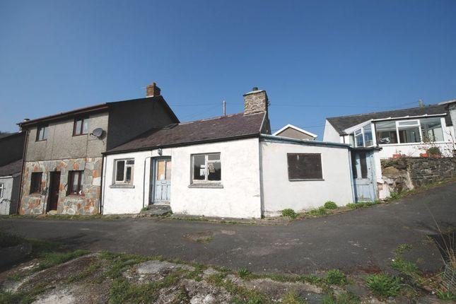 Thumbnail End terrace house for sale in Llanfarian, Aberystwyth