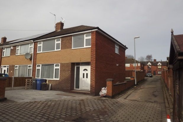 Thumbnail Property to rent in Cresswell Road, Hanley, Stoke-On-Trent