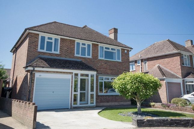 Thumbnail Detached house for sale in Willowbed Drive, Chichester