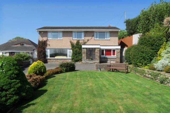 Thumbnail Detached house for sale in Hillside, Boville Lane, Elburton, Plymouth