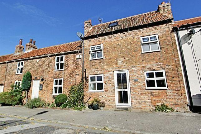 Thumbnail 3 bed terraced house for sale in Keyingham Road, Ottringham, Hull