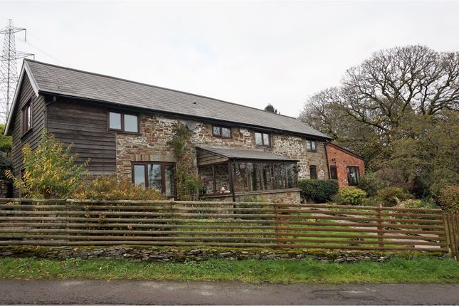 Thumbnail Barn conversion for sale in Maesycoed, Pontypridd