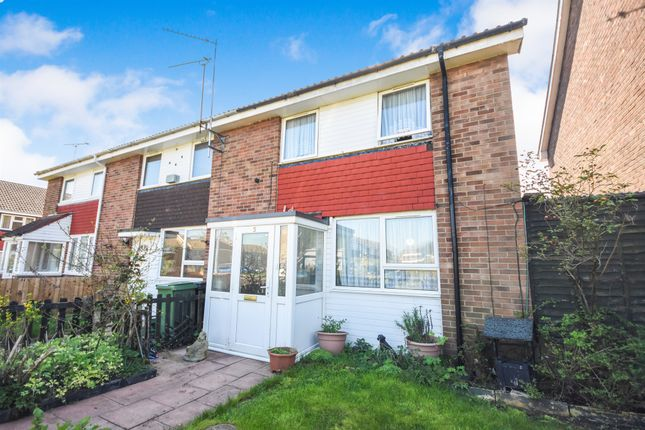 Thumbnail End terrace house for sale in Alan Road, Witham