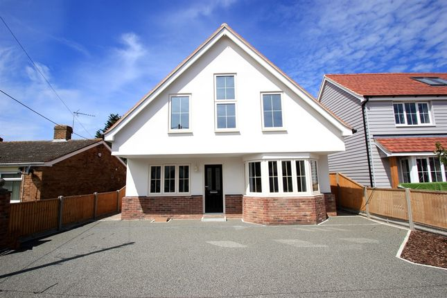 Thumbnail Detached house for sale in St Marys Road, Great Bentley, Colchester