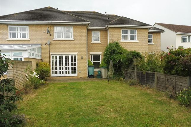 Thumbnail Property to rent in Turner Road, Colchester