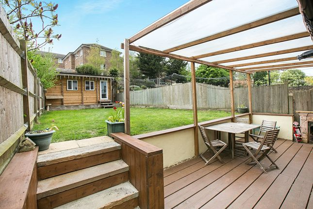 Thumbnail Semi-detached house for sale in Summerhill Road, Dartford