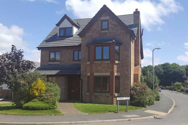Thumbnail Detached house for sale in Sherborne Avenue, Barrow In Furness, Cumbria
