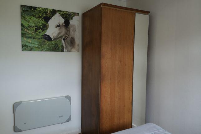 Wardrobe In Double Room