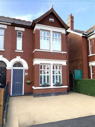 Thumbnail Semi-detached house for sale in Central Road, Linden, Gloucester