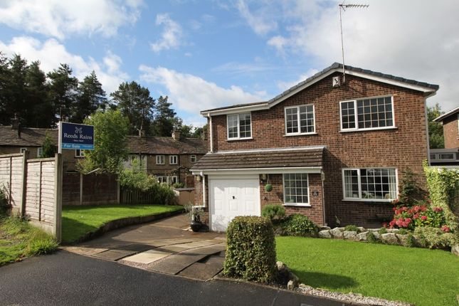 Thumbnail Detached house for sale in Friars Close, Rainow, Macclesfield