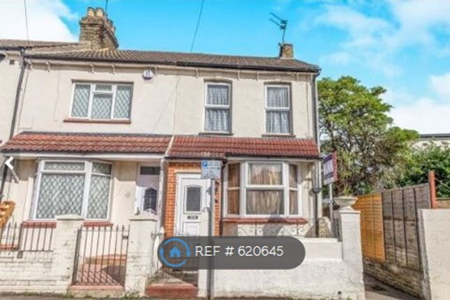 Thumbnail End terrace house to rent in Jeyes Road, Gillingham