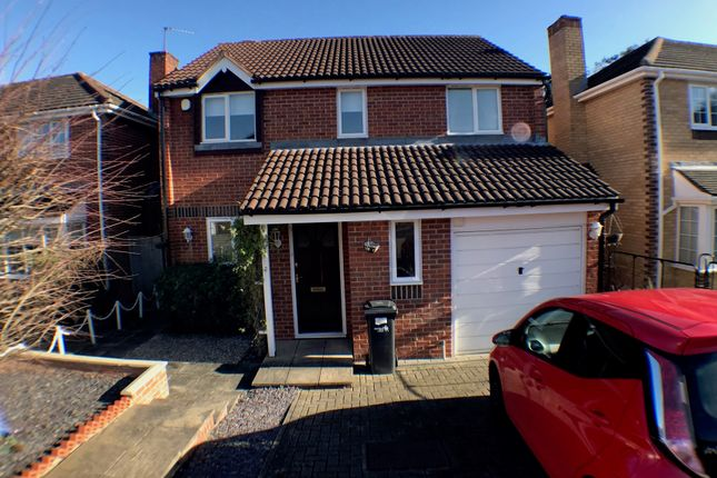 Thumbnail Detached house to rent in Leigh Hunt Drive, Southgate