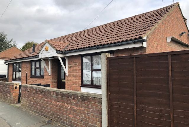 Thumbnail Detached bungalow to rent in Icknield Way, Luton