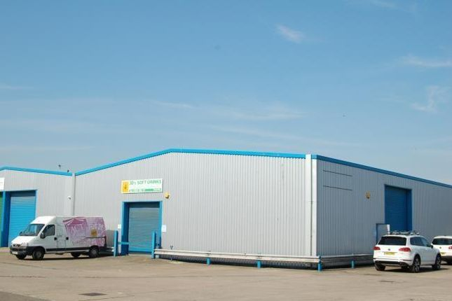 Thumbnail Light industrial to let in Unit 4 & 5, Newport Business Centre, Corporation Road, Newport