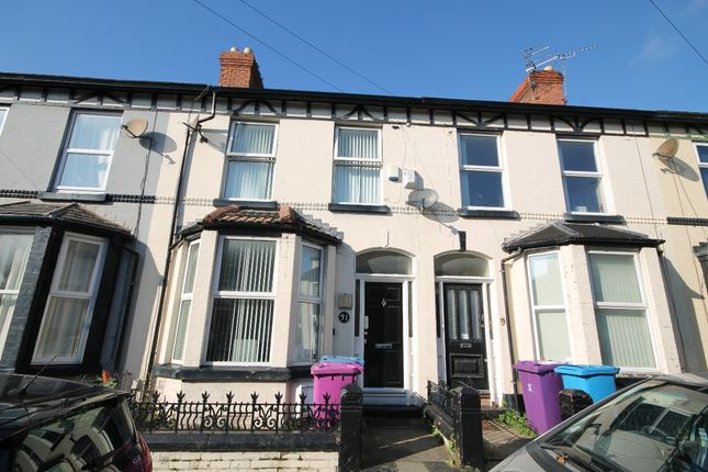 Thumbnail Flat for sale in Ferndale Road, Wavertree, Liverpool