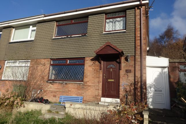 Thumbnail Semi-detached house to rent in Lansdowne Close, Batley