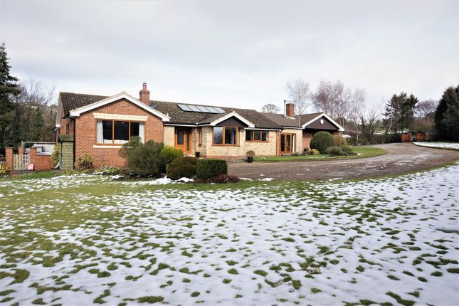 Thumbnail Detached bungalow for sale in Great Ayton, Middlesbrough