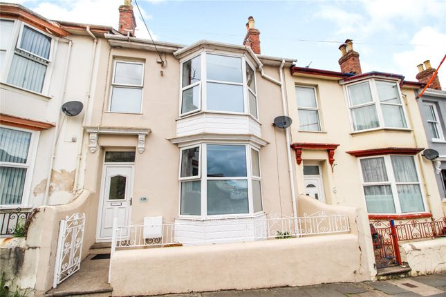 3 bed terraced house for sale in Clovelly Road, Bideford EX39