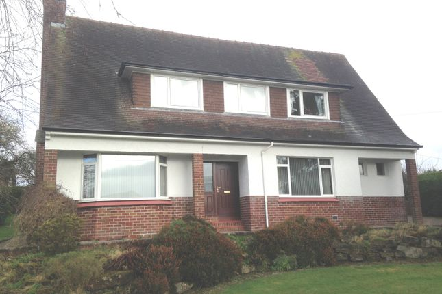 Thumbnail Detached house for sale in 32 Hardthorn Road, Dumfries