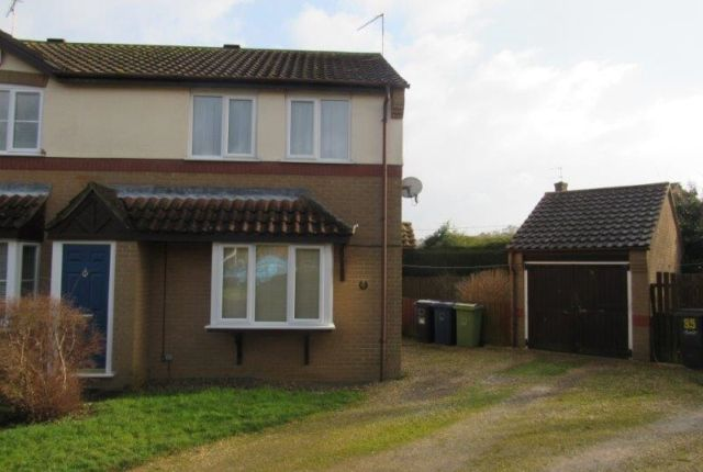 Thumbnail Semi-detached house to rent in Windsor Close, Sudbrooke, Lincoln