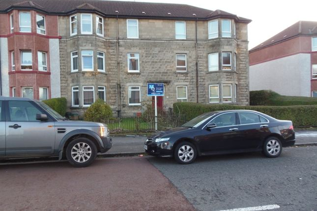 Thumbnail Flat to rent in Barmulloch Road, Barmulloch, Glasgow