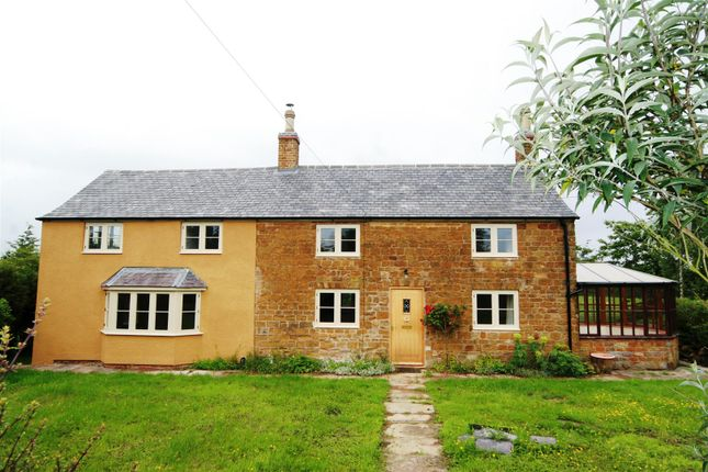 Thumbnail Detached house to rent in Oakham Road, Somerby, Melton Mowbray