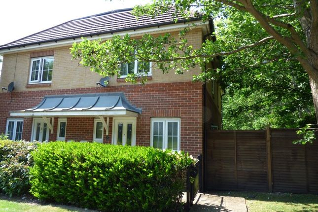 Thumbnail Terraced house for sale in St. Dominic Close, Farnborough