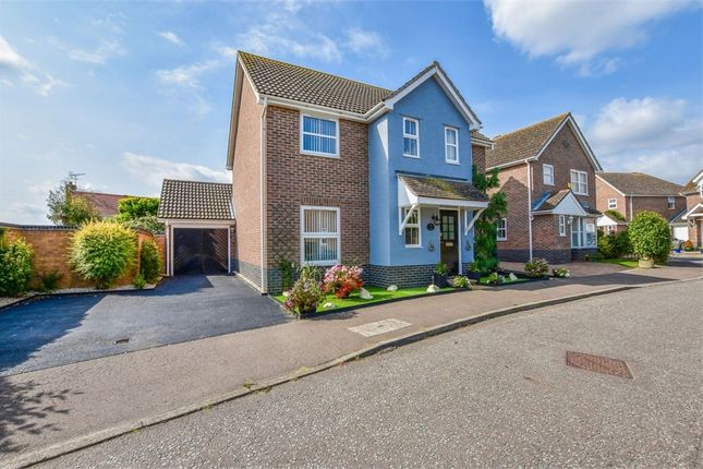 Thumbnail Detached house for sale in Edward Marke Drive, Langenhoe, Colchester, Essex
