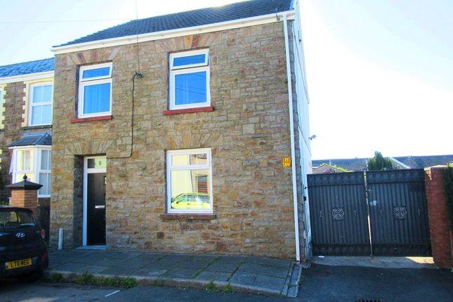 Thumbnail Detached house for sale in Queen Street, Maesteg, Bridgend.