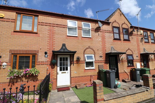 Thumbnail 2 bed terraced house for sale in Fonthill Place, Grangetown, Cardiff