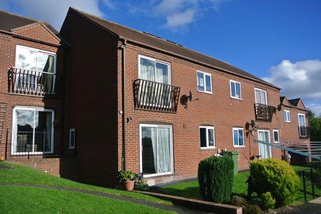 Thumbnail Flat for sale in Dove Court, Ironbridge, Telford, Shropshire.