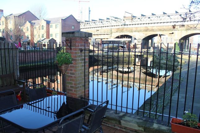 2 bed flat for sale in Rochdale House, Slate Wharf, Castlefield