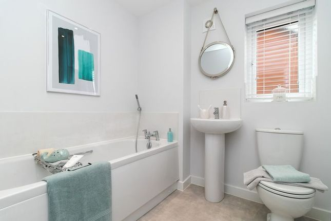 Bathroom of Maplewood Drive, Middlesbrough TS6