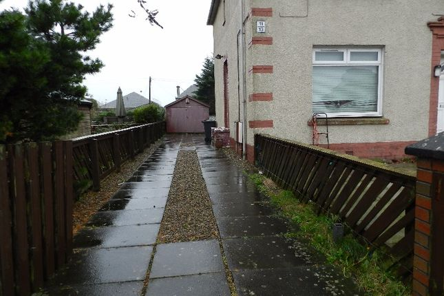 Thumbnail Flat to rent in Merryvale Road, Irvine, North Ayrshire