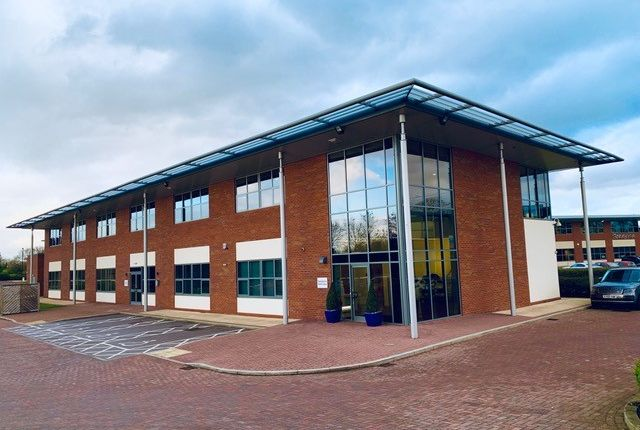 Thumbnail Office for sale in Daresbury Park, Warrington