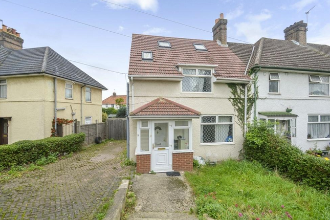 Thumbnail Semi-detached house to rent in Hunters Grove, Hayes, Middlesex