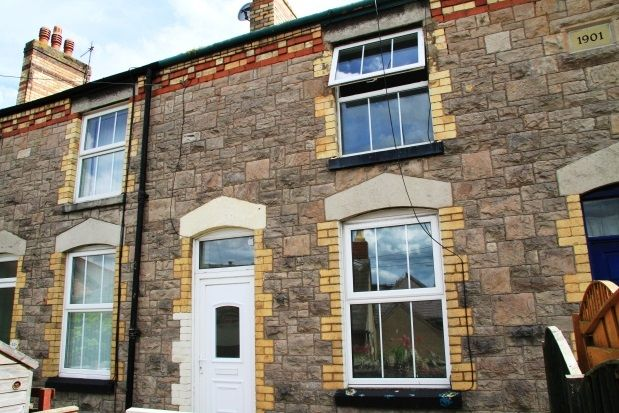 Thumbnail Terraced house to rent in Brynffynnon Terrace, Denbigh