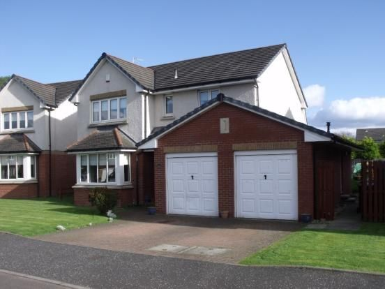 Thumbnail Detached house to rent in Tinto Grove, Lanarkshire
