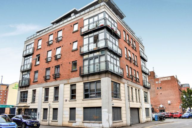 Thumbnail Flat for sale in 4 Downshire Place, Belfast