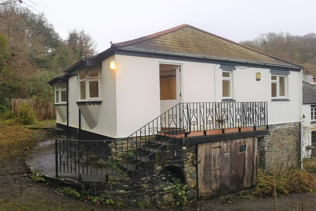 Thumbnail Semi-detached bungalow to rent in Roseland, Liskeard
