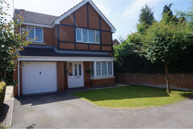 Thumbnail Detached house for sale in Croft Close, Brampton Barnsley