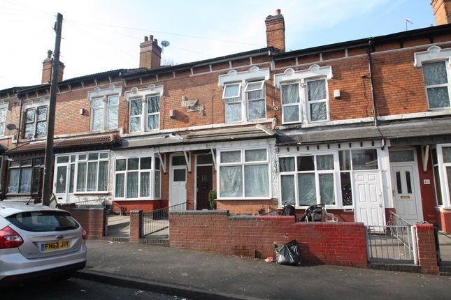 Exterior of Westbourne Road, Handsworth, Birmingham B21
