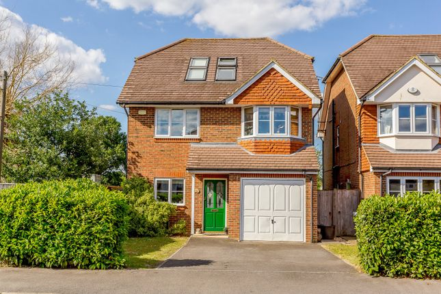 Thumbnail Detached house for sale in Grange Road, New Haw, Addlestone