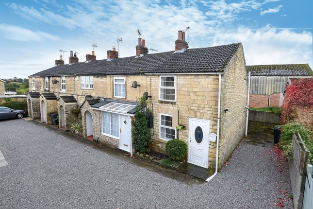 Thumbnail End terrace house to rent in Victoria Place, Clifford, Wetherby