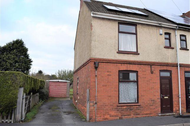 Thumbnail Semi-detached house to rent in Sand Lane, Broughton, Brigg